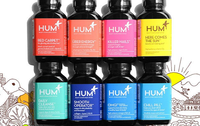 Hum Nutrition Makes Supplements With Beauty Benefits