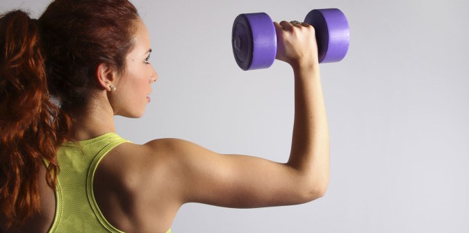7 Easy Exercises for Sexy, Sculpted Arms You Can Do At Home