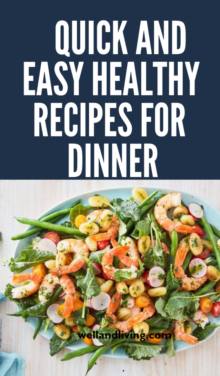 5 Quick and Easy Healthy Recipes for Dinner