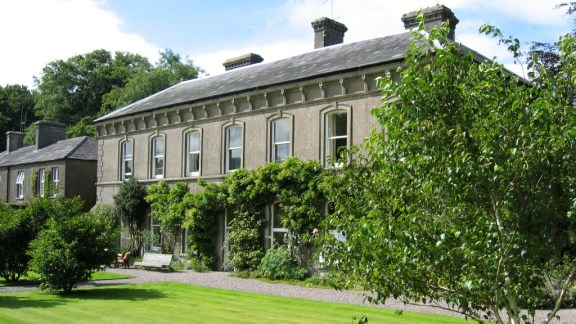 Ballyvolane House in Ireland for couples