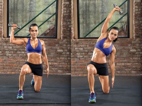 How to Get Rid Of Love Handles Fast in a Week At Home; 8 Best Exercises