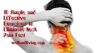 10 Simple and Effective Exercises to Eliminate Neck Pain Fast
