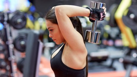 How to Get Sexy, Sculpted and Toned Arm: 9 Best Arm Toning Exercises for Women