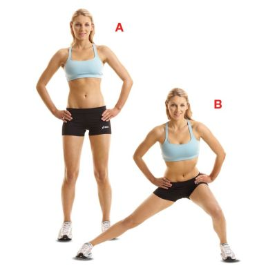 How to Lose Thigh Fat Fast In a Week: 10 Exercises to Burn Thigh Fat Fast At Home