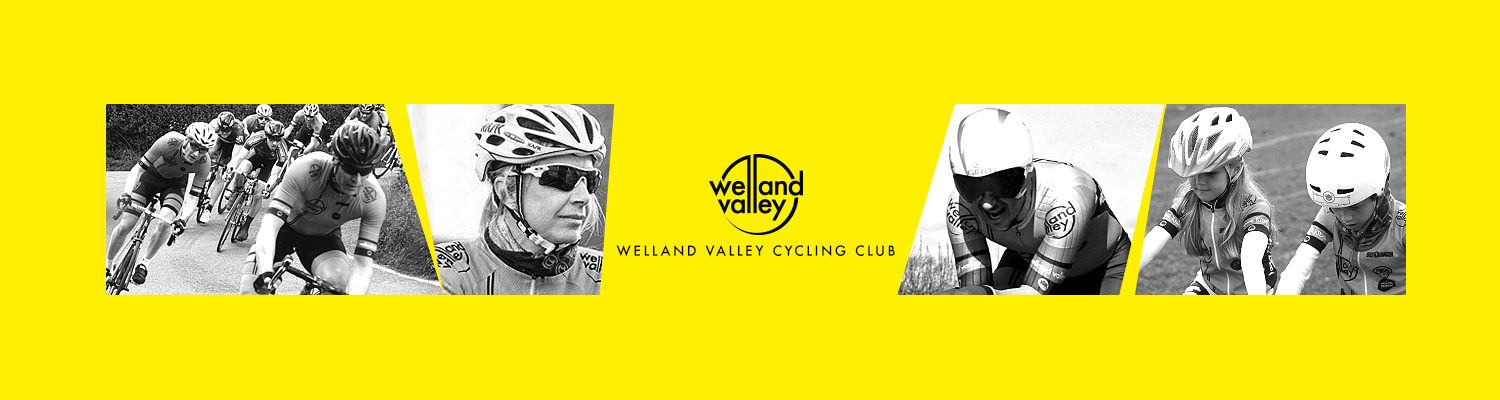 Welland Valley Cycling Club Header