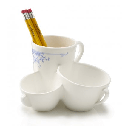 Tea Cup Caddy