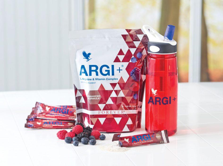 ARGI+ officieel