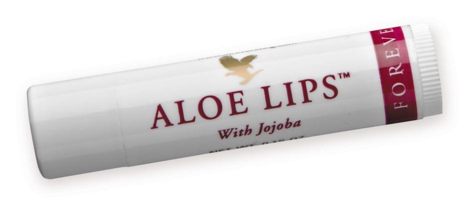 Aloe Lips liggend