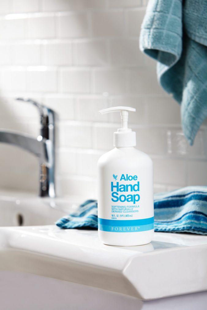 Aloe Hand Soap