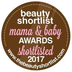 Mama & Baby Awards shortlisted 2017