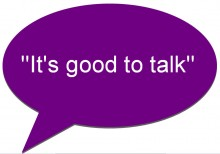 Counselling - it's good to talk