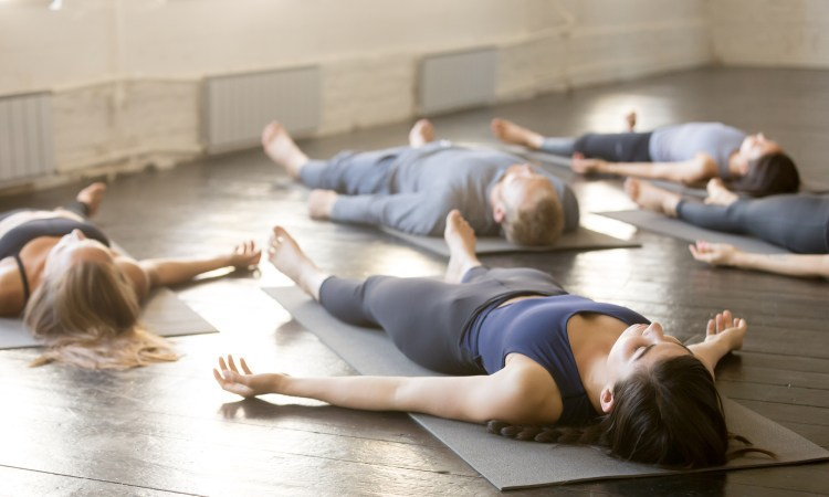 Yoga Nidra - Wellbeing in your office