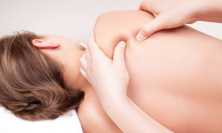 Deep Tissue Massage - Wellbeing in Your Office