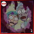 Rick et Morty saison 4 disponible@0.5x