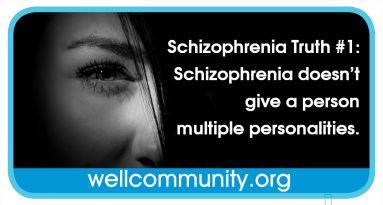 Schizophrenia Truth 1