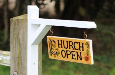 Five Tips for Opening Your Church Doors