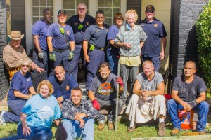 Christian Firefighters Association and Jacob House Residents