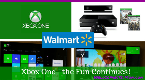 Xbox One Fun - The Well Connected Mom