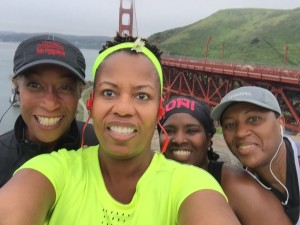 I encountered a few BGR ladies along the way who had also stopped to take pics. They were from Arizona and Chicago.