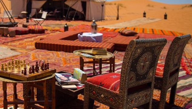 Black Girls Glamping In Morocco