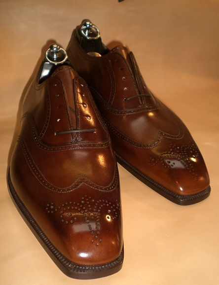 blind brogues