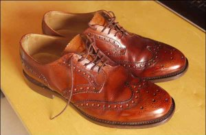 old brogues