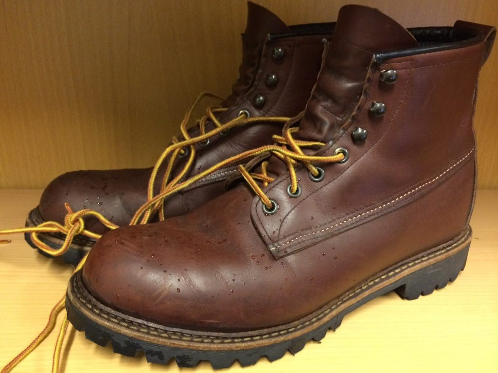 The Ice Cutters, arguably the only proper Winter boot Red Wing Heritage make. Or made.