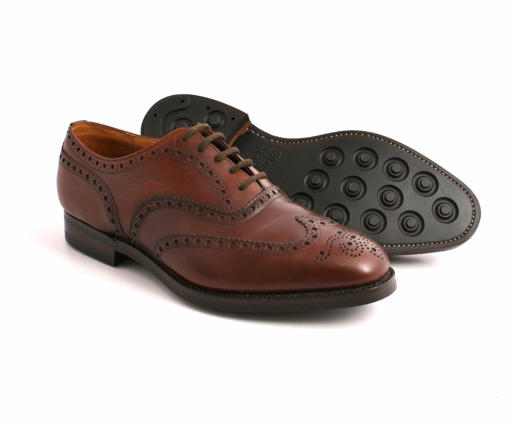 The resoling of my Goodyear welted Church brogues has been completed and is they look superb!