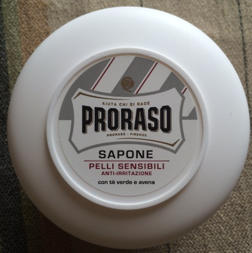 proraso package