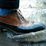 Norwegian Rain and Grenson bring some actual innovation to the traditional British leather shoe