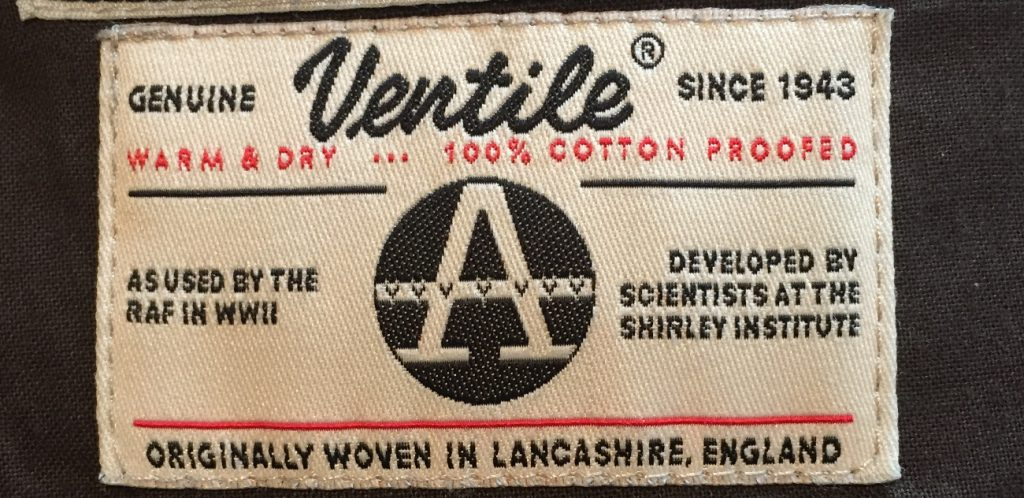Developed by... As used by... Originally woven in...