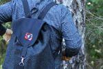 Backpack review: Harris tweed by Kara Keddie