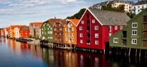Top Tourists Attractions Of Norway Quiz - Jstigum