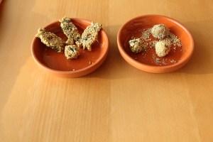 Kekse, Cracker und Pralinen für Wellensittiche