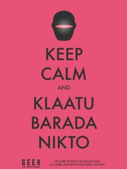 Klaatu barada nikto 1