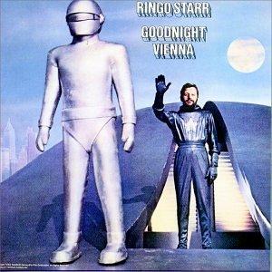 La copertina di Goodnight Vienna di Ringo Starr.