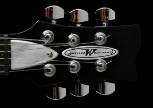 Weller-Guitar-Stageliner-Black-head-shot