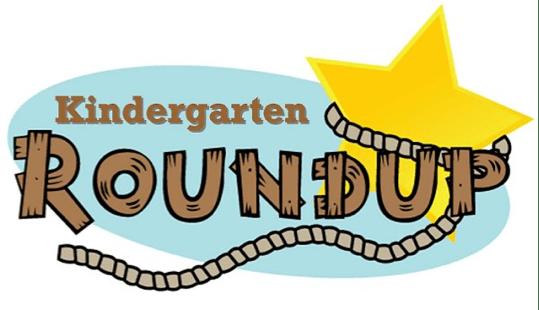 Kindergarten Round Up