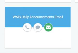 SMIC WMS Daily Screen Shot
