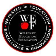 Wellesley Education Foundation logo