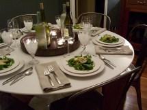 Ina Garten Table Setting