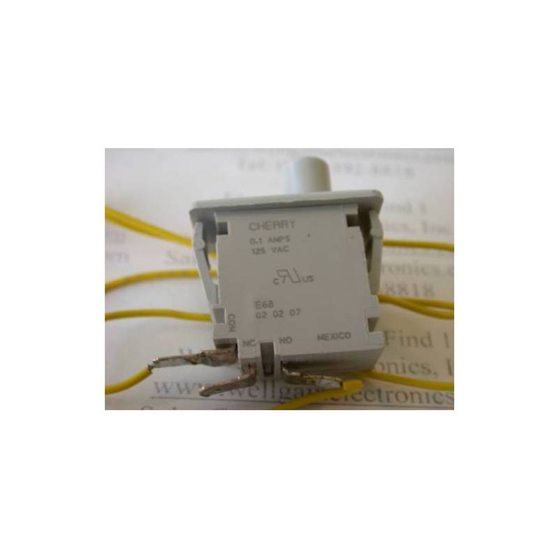 CHERRY E68-40A SNAP-ACTION SWITCH