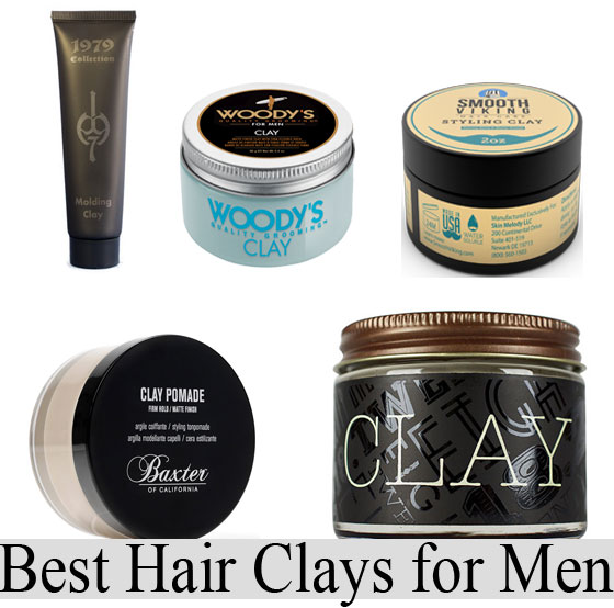 5 Best Hair Clays For Men And 5 To Avoid Well Groomed Fellow