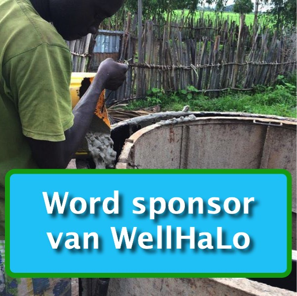 Word sponsor van WellHaLo