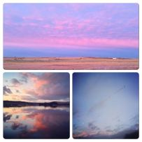 A selection of Caithness and Sutherland skies