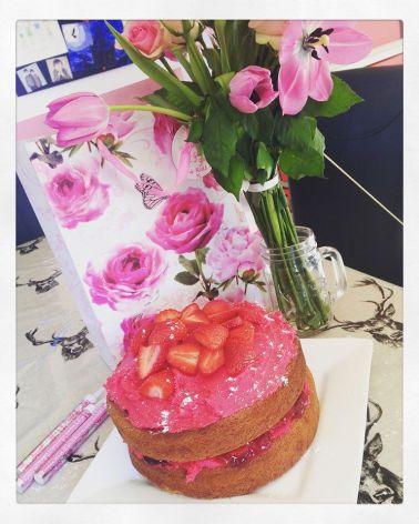 round-cake