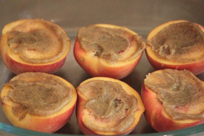 peaches pre roast