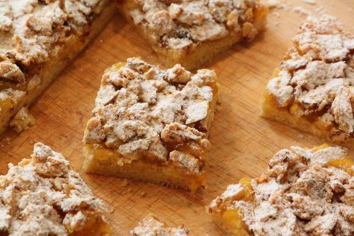 Passionfruit Shortcake