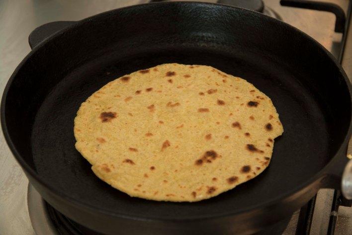 Half + Half Tortillas 11