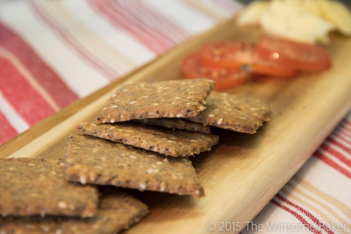 Seeded Multi-grain Crackers-13